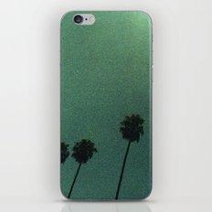 Grainy Palms iPhone & iPod Skin