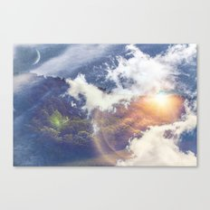 Voyage to Another Dimension Canvas Print