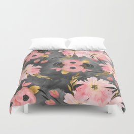 Night Meadow Duvet Cover