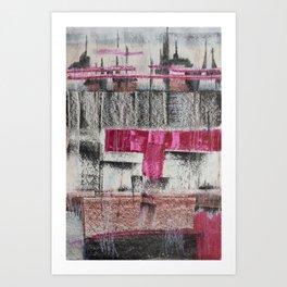 hope inside Art Print
