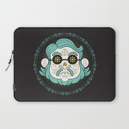 GUILLERMO DEL TORO - DIA DE MUERTOS TRIBUTE Laptop Sleeve
