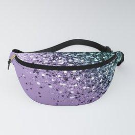 Mermaid Glitter Dream #2 #shiny #decor #art #society6 Fanny Pack
