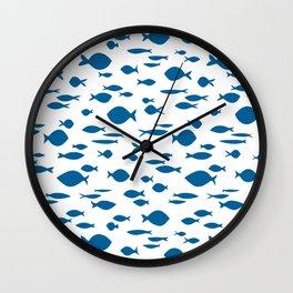 submarin-fish Wall Clock