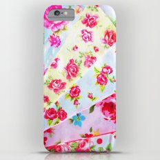 TEXTURE FLOWER  iPhone 6 Plus Slim Case