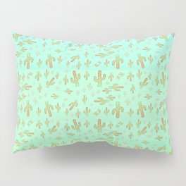 Cactus Boys Pillow Sham