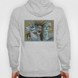 Funny Faces Hoody