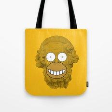 Homer's Odyssey Tote Bag