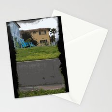 House on The Esplanade Stationery Cards