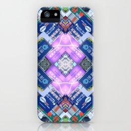 Hong Kong Kaleidoscope 03 iPhone Case