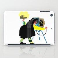 photographer iPad Cases featuring Photographer by Design4u Studio