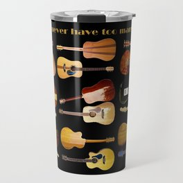 Guitars Galore Travel Mug