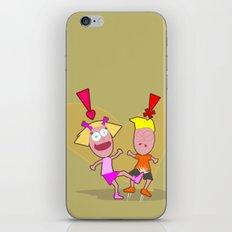 The Crush iPhone & iPod Skin