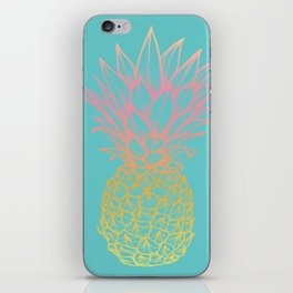 Coming up Pineapple iPhone Skin