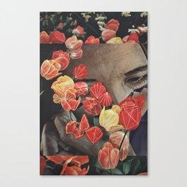 COLD SAKE Canvas Print