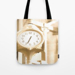 Time is of the Essence  Tote Bag