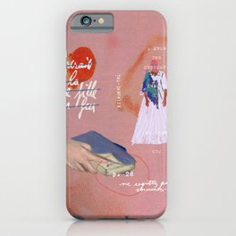 portrait of a lady on fire iii iPhone Case