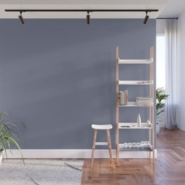 Dunn & Edwards 2019 Trending Colors Your Shadow (Purplish Gray) DE5921 Solid Color Wall Mural