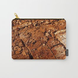 Wood - Texture and Colors Carry-All Pouch