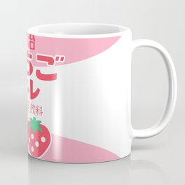 kawaii japanese strawberry milk Coffee Mug