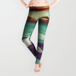 Living Rapture in Yeno Leggings