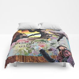 Born with Passion Comforters