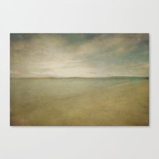 Down by the sea 5 Canvas Print