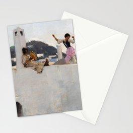 John Singer Sargent - Capri Stationery Cards