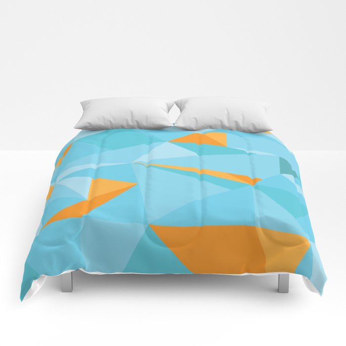 Triangulate Comforters