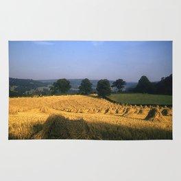 Vintage Photo * English Countryside * 1950's * England * Kodachrome * Print * Color Rug