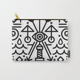 Eye of Vengence Carry-All Pouch