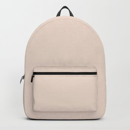 color champagne pink Backpack