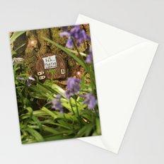Fairies sleeping Stationery Cards