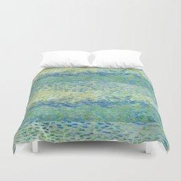 Van Gogh, abstraction from Van Gogh 1– Van Gogh,Vincent Van Gogh,impressionist,post-impressionism,br Duvet Cover
