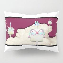 Time Rabbit Pillow Sham
