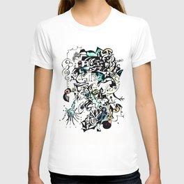 Abstract 5 T-shirt