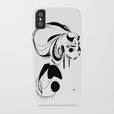 Every second is a handful of dirt - Emilie Record iPhone X Slim Case