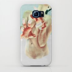 Paint or Die Trying Galaxy S7 Slim Case