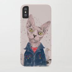 The Gangster Slim Case iPhone X
