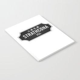 Strathcona Notebook
