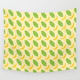 bananas Wall Tapestry