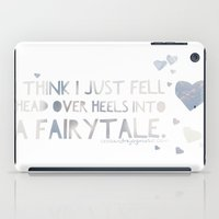 fairytale iPad Cases featuring Fairytale by  Dreambox Designs