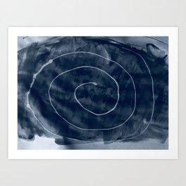 Origins Acrylic Art Print