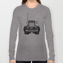Steven Spielberg's DUEL Long Sleeve T-shirt