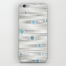 modern lights iPhone & iPod Skin
