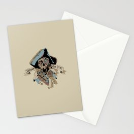 One Eyed Willy Never Say Die - The Goonies Stationery Cards