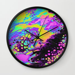 HYPERSENSITIVE Wall Clock