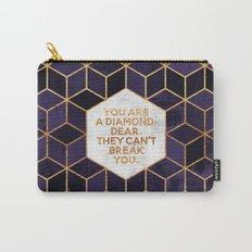 You are a diamond, dear. Carry-All Pouch