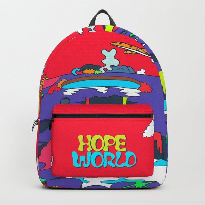 JHope Hope World Album Art Rucksack