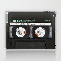 cassette classic mix Laptop & iPad Skin