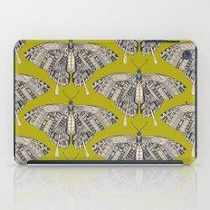 swallowtail butterfly citron basalt iPad Case